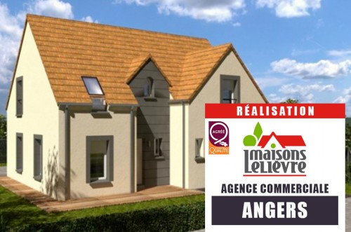 Construction maison individuelle Angers
