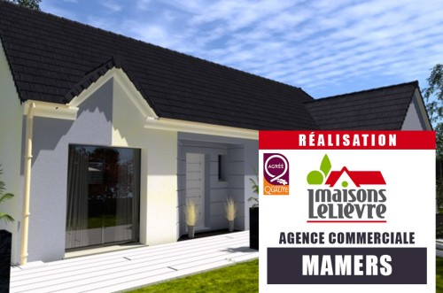 Construction maison individuelle Mamers